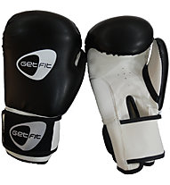 Get Fit Guanti boxe PU, Black/White