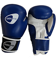 Get Fit Guanti boxe PU, Royal/White