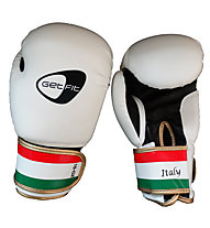 Get Fit Boxhandschuhe PU Italy, White
