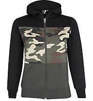 Get Fit Camouflage - tuta sportiva - bambino, Dark Green