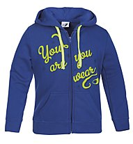 Get Fit Brushed Fleece Girl, Navy