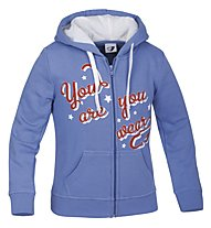 Get Fit Brushed Fleece Girl, Light Blue