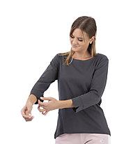 Get Fit Coco - 3/4 Langarmshirt - Damen, Grey