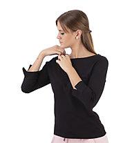Get Fit Coco - 3/4 Langarmshirt - Damen, Black