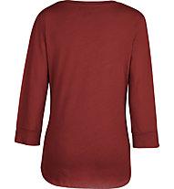 Get Fit Coco - 3/4 Langarmshirt - Damen, Red