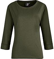 Get Fit Coco - 3/4 Langarmshirt - Damen, Dark Green