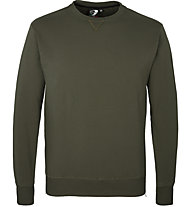 Get Fit Crew Neck 2-Zip Papu - Sweatshirt - Herren, Green