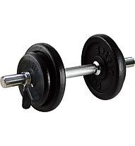 Get Fit Dumbbell Set Spring 10kg - Hantelset, Black