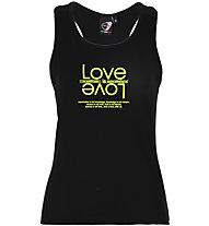 Get Fit Eva - canotta fitness - donna, Black