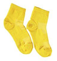 Get Fit Everyday Quarter Bi-Pack Socken Kinder, Yellow