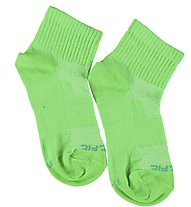 Get Fit Everyday Quarter Bi-Pack Socken Kinder, Green