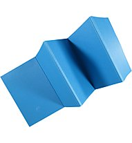 Get Fit Materassino pieghevole Foldable Mat TPE, Blue