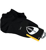 Get Fit Footie - calzini corti fitness, Black