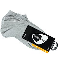 Get Fit Footie - calzini corti fitness, Light Grey