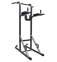 Get Fit Force Power Tower Boxe 2 - stazione da allenamento, Grey/Black