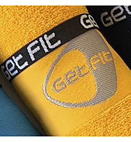 Get Fit Frizzy Arr. - asciugamano, Yellow