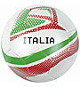 Get Fit Pallone calcio, White/Red/Green