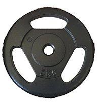 Get Fit Gewichtsscheiben - Zubehör Kraftsport, 5 kg