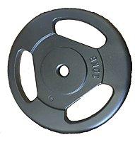 Get Fit Gewichtsscheiben - Zubehör Kraftsport, 10 kg