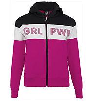 Get Fit Girl Power - Trainingsanzung - Mädchen, Pink/Black/White