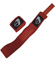 Get Fit Hand Wraps - Accessorio Boxe, Red