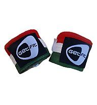 Get Fit Handbandagen Italy - Zubehör Kampfsport, Red/White/Green