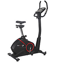 Get Fit Ride 502 - cyclette, Black/Red