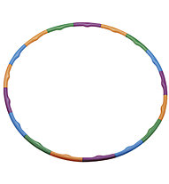 Get Fit Anello Hula-Hoop, Multicolor
