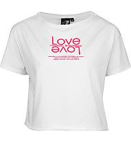 Get Fit Jocelyn - T-Shirt - Damen, White