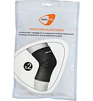 Get Fit Ginocchiere Knee Support  (1 pair), Black
