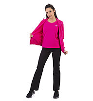 Get Fit Long Pant W - Fitnesshose Lang - Damen, Black