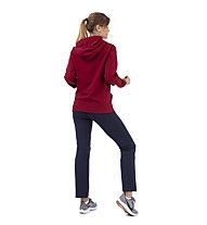 Get Fit Long Pant W - Fitnesshose Lang - Damen, Blue