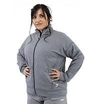 Get Fit Lotti - Trainingsjacke - Damen, Grey