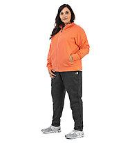 Get Fit Lotti - Trainingsjacke - Damen, Orange