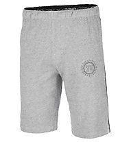 Get Fit Man Short Pant - Trainingsshort Herren, Grey Melange