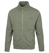 Get Fit Man Sweater Full Zip - Baumwolljacke Herren, Military Green