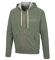 Get Fit Man Sweater Full Zip With Hood - Kapuzenjacke Herren, Mlitary Green