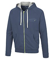 Get Fit Man Sweater Full Zip With Hood - giacca con cappuccio, Navy