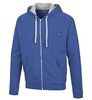 Get Fit Man Sweater Full Zip With Hood - giacca con cappuccio, Royal