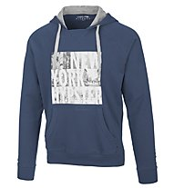 Get Fit Man Sweater With Hood - felpa con cappuccio, Navy