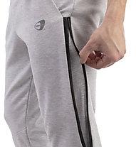 Get Fit ManTF Pant Rib Bott. - Trainingshose - Herren, Grey