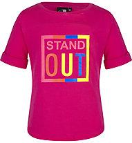 Get Fit Mya - t-shirt fitness - bambina, Pink