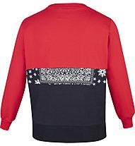 Get Fit Napier -Sweatshirt - Kinder, Red