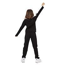 Get Fit Open Fascia - Trainingshose - Mädchen, Black