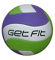 Get Fit Pallone Beach EVA, White/Green/Violet