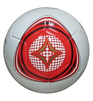 Get Fit Pallone calcio, White/Black/Red