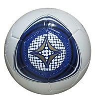 Get Fit Pallone calcio, White/Black/Blue