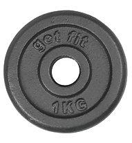 Get Fit Dischi in ghisa 1- 20 kg, 1 kg