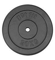 Get Fit Hantelscheiben 1- 20 kg, 20 kg