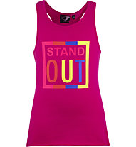 Get Fit Reese - canotta fitness - bambina, Pink
